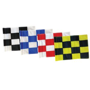 Standard Golf Check Flags